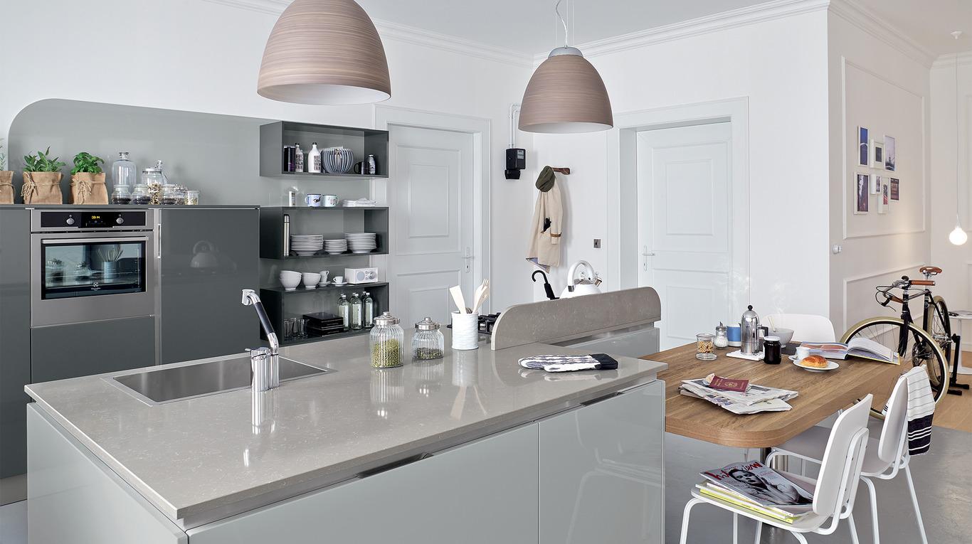 Beautiful Cucine Veneta Cucine Contemporary - Idee Pratiche e di ...